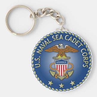 USNSCC Seal Keychain