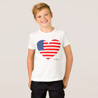 USofL Heart T-shirt (Boys)
