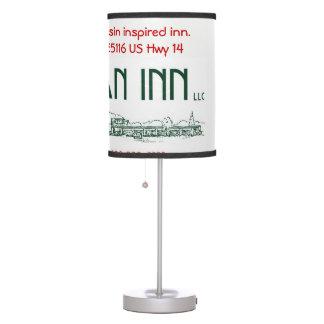 Usonian Inn - table lamp