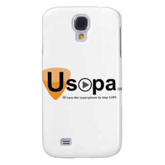 USOPA, usted tiene las superpotencias para parar S Funda Para Galaxy S4