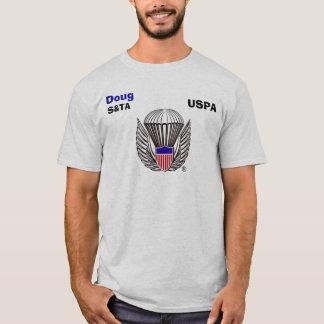uspa.logo, USPA, Doug, S&TA Playera