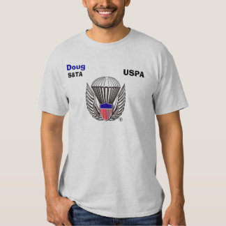 uspa.logo, USPA, Doug, S&TA T Shirt