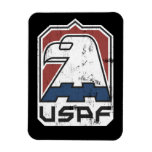 USPF US Police Force Magnets