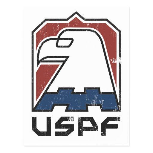 USPF US Police Force Postcards