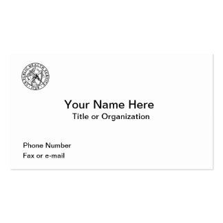 USPHS Business Cards