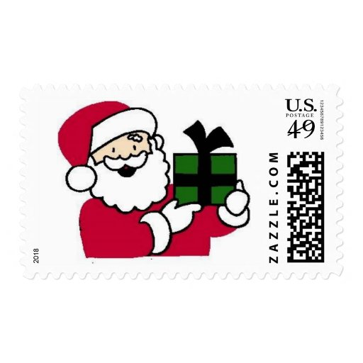USPS Holiday Greeting Card Stamp 2014