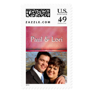 USPS Photo template stamp