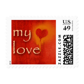 USPS Stamps Online | Love No. 16