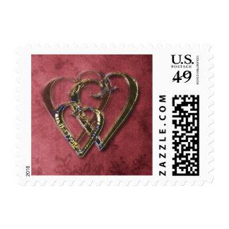 USPS Stamps Online | Love No. 7