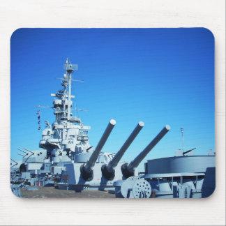 USS Alabama, acorazado Memorial Park, móvil Mousepad