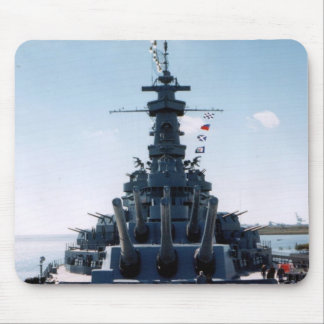 USS Alabama Mouse Pad