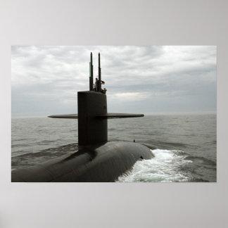 USS Alaska (SSBN 732) Póster