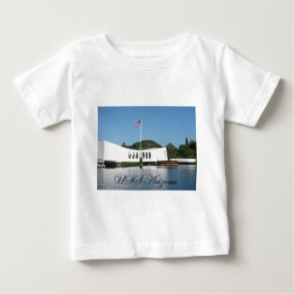 USS Arizona Baby T-Shirt
