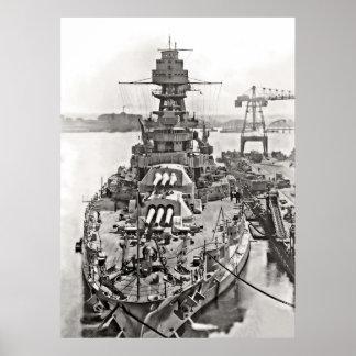 USS Arizona Posters