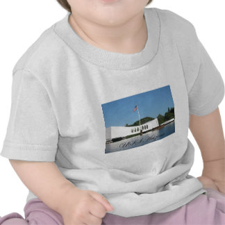 USS Arizona Camisetas