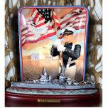 USS Arizona Tribute Acrylic Cut Out