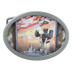 USS Arizona Tribute Belt Buckles