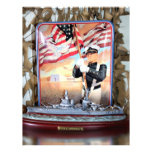 USS Arizona Tribute Letterhead