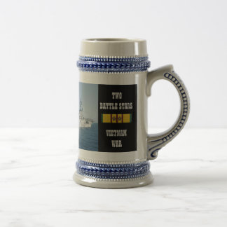 USS BOXER (LPH-4) COFFEE MUG