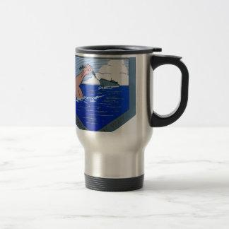 USS Cahokia ATA-186 Travel Mug