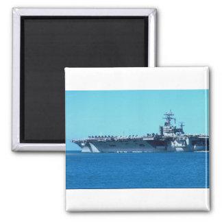 """USS Carl Vinson"""", portador de propulsión nuclear C Imán Para Frigorífico"""