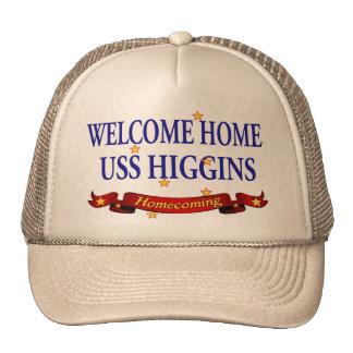 USS casero agradable Higgins Gorras