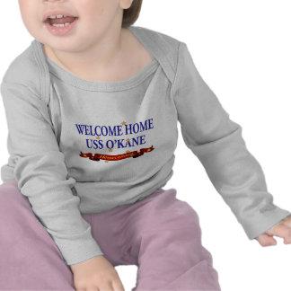 USS casero agradable O'Kane Camiseta