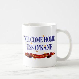 USS casero agradable O'Kane Taza Clásica