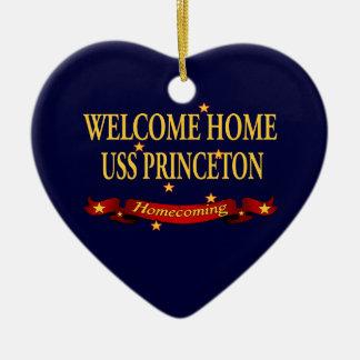 USS casero agradable Princeton Adorno