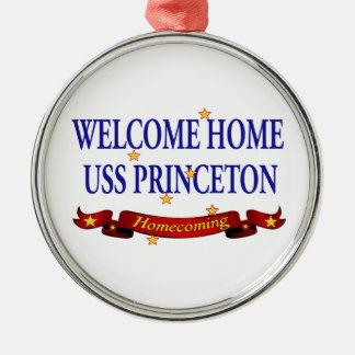 USS casero agradable Princeton Ornamentos De Reyes