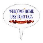 USS casero agradable Tortuga Figuras De Tarta