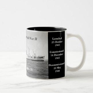 USS Cepheus (AKA-18) Coffee Mug