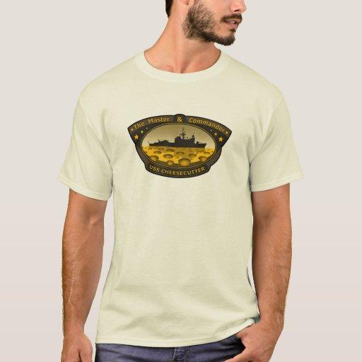 USS Cheesecutter T-Shirt