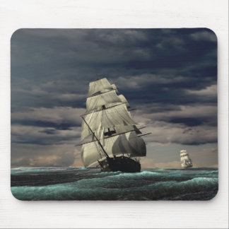 USS Congress Mouse Pad