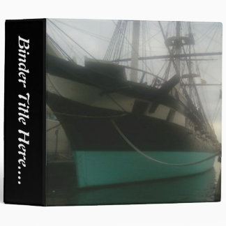 "USS Constellation - 2"" Binder"