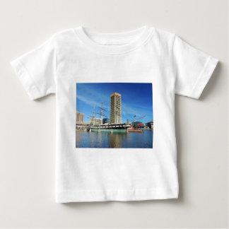 USS Constellation Baltimore Baby T-Shirt