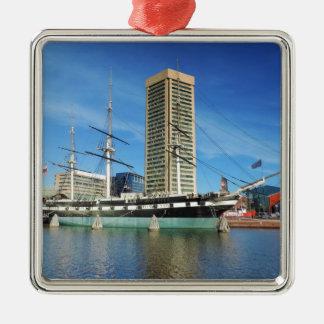 USS Constellation Baltimore Ornamente De Reyes