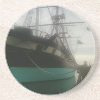 USS Constellation Coaster