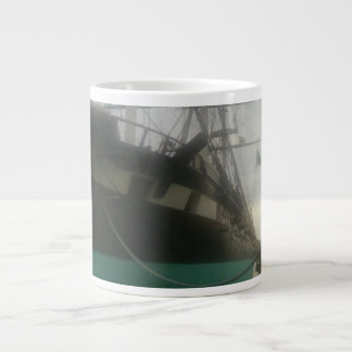 USS Constellation Large Coffee Mug