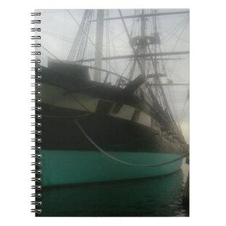 USS Constellation Notebook