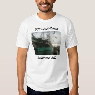USS Constellation Shirt