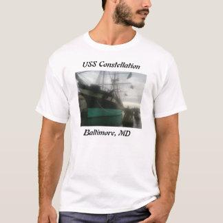 USS Constellation T-Shirt