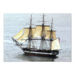 USS Constitution at Full Mask Card