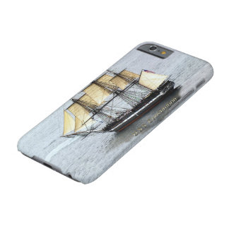 USS Constitution at Full Mask Barely There iPhone 6 Case