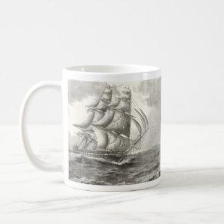 USS Constitution Coffee Mug