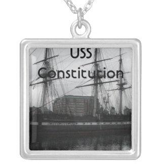 USS Constitution Pendants