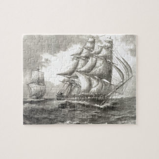 USS Constitution Jigsaw Puzzles