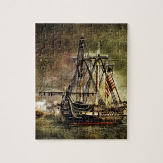 USS Constitution Jigsaw Puzzle