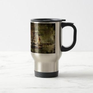 USS Constitution Travel Mug