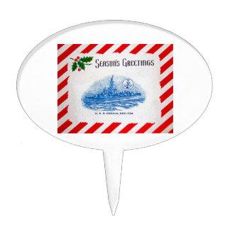USS CRONIN Design Cake Topper